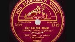 Kalevi Hartti - Five O'Clock Rumba