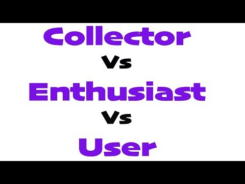 Knife Collector VS Enthusiast VS User – A Discussion I Need Your Help With!!!