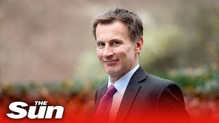 Jeremy Hunt makes Brexit announcement from Berlin (LIVE)