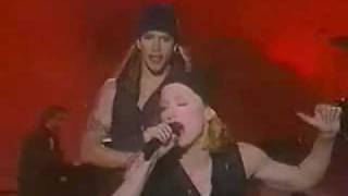 Madonna & Red Hot Chili Peppers - RARE! - Live