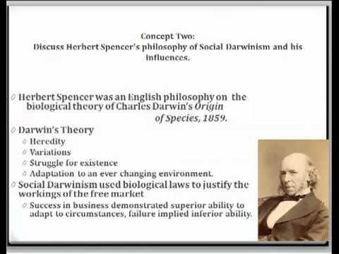 the role and influence of social darwinism in america We review mayr's july 2000 scientific american article, darwin's influence on modern thought theory known as social darwinism often gets blamed.