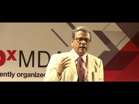 What Does It Mean For Banks To Penetrate Rural India? | Tamal Bandyopadhyay | TEDxMDAE