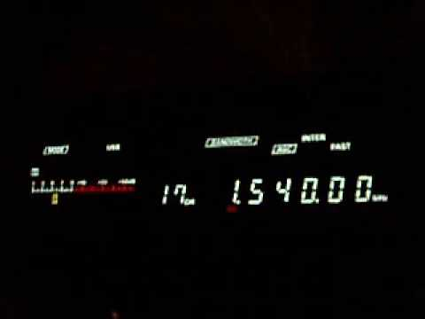 1.540 ZNS1 Radio Bahamas (presumed), Nassau (0:21 min) 04:10 UTC 21.10.2012