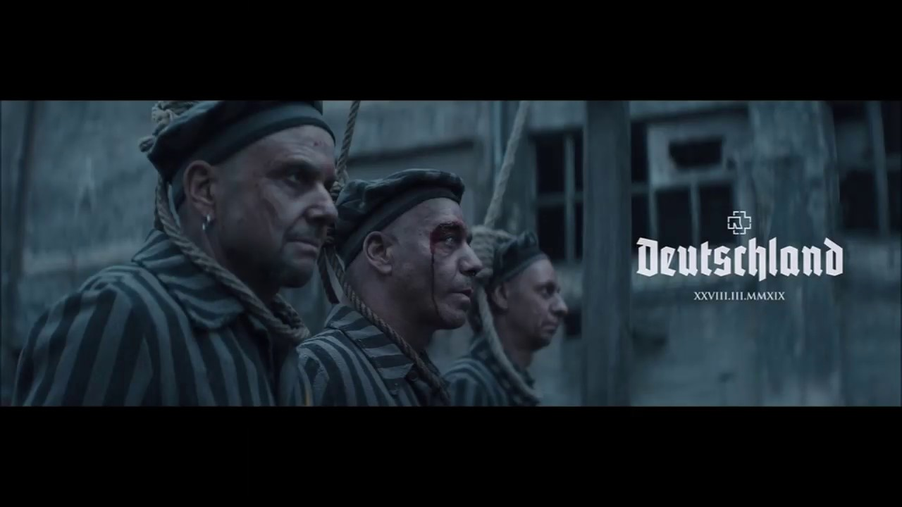 Rammstein Deutschland Video Kosten
