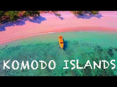 KOMODO | PINK BEACH