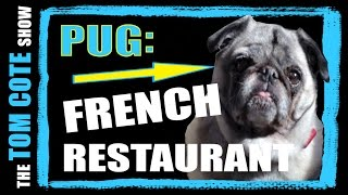The Pug & The French Restaurant - The Tom Cote Show
