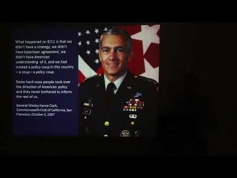 ISRAELI TERROR & 9/11 | PRESENTATION BY CHRISTOPHER BOLLYN