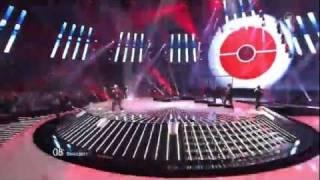 Eric Saade - Popular (ESC 2011 Final) [HD]