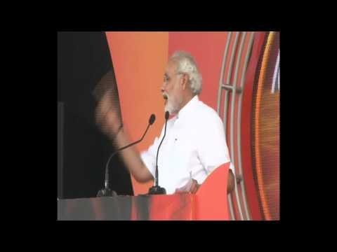 Shri Narendra Modi addresses BJP Vikas Rally at Japanese Park, Rohini, Delhi HD