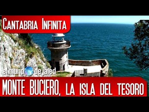 TURISMO CANTABRIA | Monte Buciero, Santoña - La isla del Tesoro