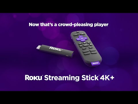 Introducing the Roku Streaming Stick 4K+ | Model 3821 (2021)