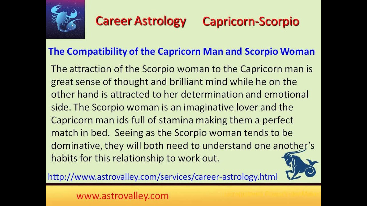 Capricorn Chain And Scorpio Spouse Experiences