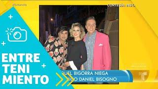 Raquel Bigorra niega haber traicionado Daniel Bisogno   Un Nuevo Día   Telemundo