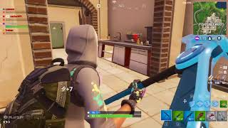 The good bots in fortnite at the end of the game 17 kills