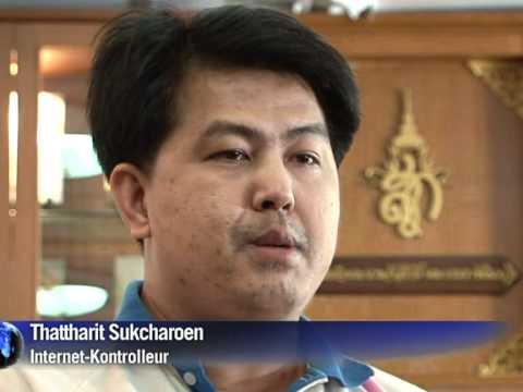 """Cyber-Polizei gegen """"Majestätsbeleidigungen"""" in Thailand"""