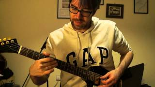 Poor Twisted Me Metallica Guitar Lesson ANDY