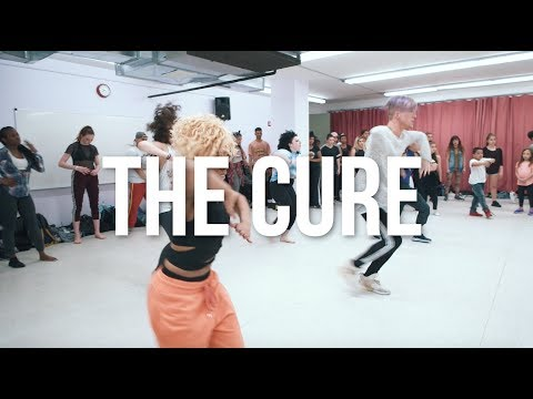 THE CURE  LADY GAGA  Miles Keeney Choreography