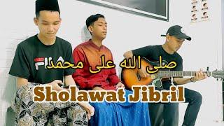 Terbaru!!! Cover Sholawat Jibril, Merdu banget🥰
