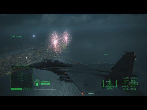 Ace Combat 6 | Mission 14 | Gracemeria Patrol
