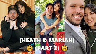 Heath Hussar & Mariah Amato BEST MOMENTS TOGETHER [PART 3] | bruhh