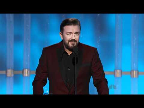 Thumbnail: Golden Globes 2012 - Ricky Gervais Opening Monologue