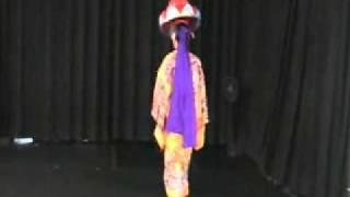 Junko Fisher Performing Yotsudake