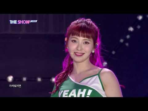 DIA(다이아), WooWoo [The Show 180925]