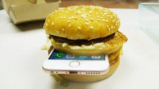 iPhone 6S in McDonald