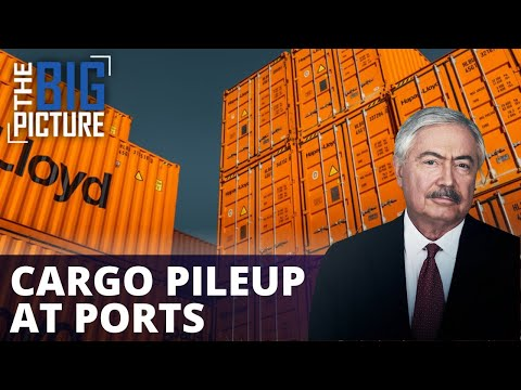 Supply Chain Blame Game: Cargo Pileup at Ports
