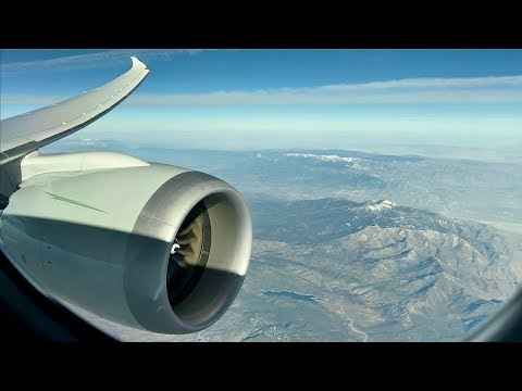 Full Flight – American Airlines – Boeing 787-9 – LAX-DFW – N841AN – IFS Ep. 277