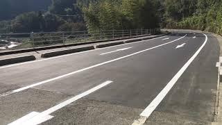 県道柳井周東線 復旧 2018年11月