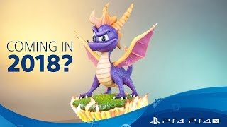 Spyro the Dragon REMASTERED | Coming to PS4 in 2018?