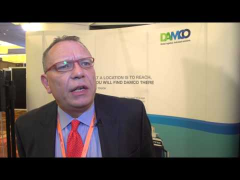 Interview with Henning Malmgren, Chief Commercial Officer, DAMCO