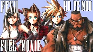 Final Fantasy VII - The Movie - Marathon Edition (All Cutscenes PC HD Remaster Mod)
