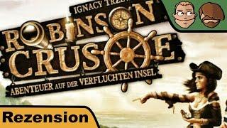 Robinson Crusoe - Brettspiel Test - Board Game Review #11