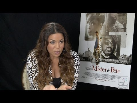 Jordin Sparks interview The Inevitable Defeat of Mister and Pete