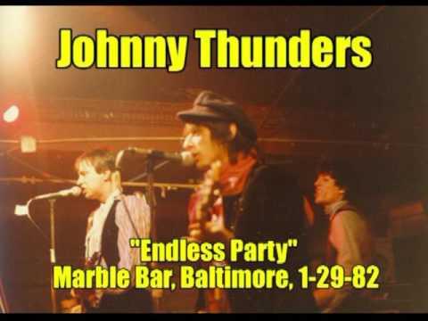 Johnny Thunders Live @ Marble Bar (1-29-1982)