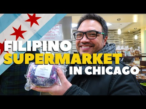 CHICAGO Food: Filipino Classics At Seafood City & Sariling Atin