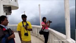 Ambuluwawa mountain in Gampola ~ Sri Lanka