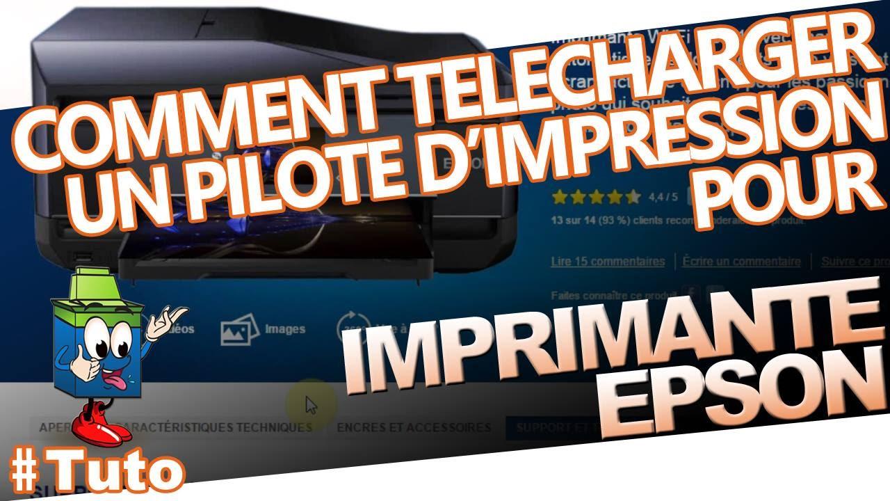 EPSON TÉLÉCHARGER C64 PILOTE GRATUITEMENT STYLUS