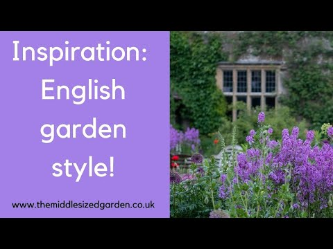 English Garden Ideas From The Most Famous English Garden...