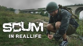 SCUM in Reallife #1 | NerdStar
