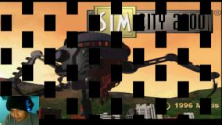 SimCity 2000 com a turma do Wobbby