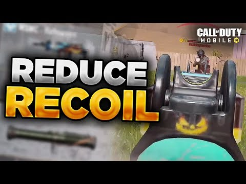 The ONLY ways to reduce RECOIL (+ Myths Busted) | Call of Duty Mobile | CODM Tips