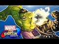 Marvel vs. Capcom Infinite - HULK SMASHES ALL! (H2O Vs Cartoonz!)