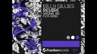 Billy Gillies - Rewire (Original Mix)