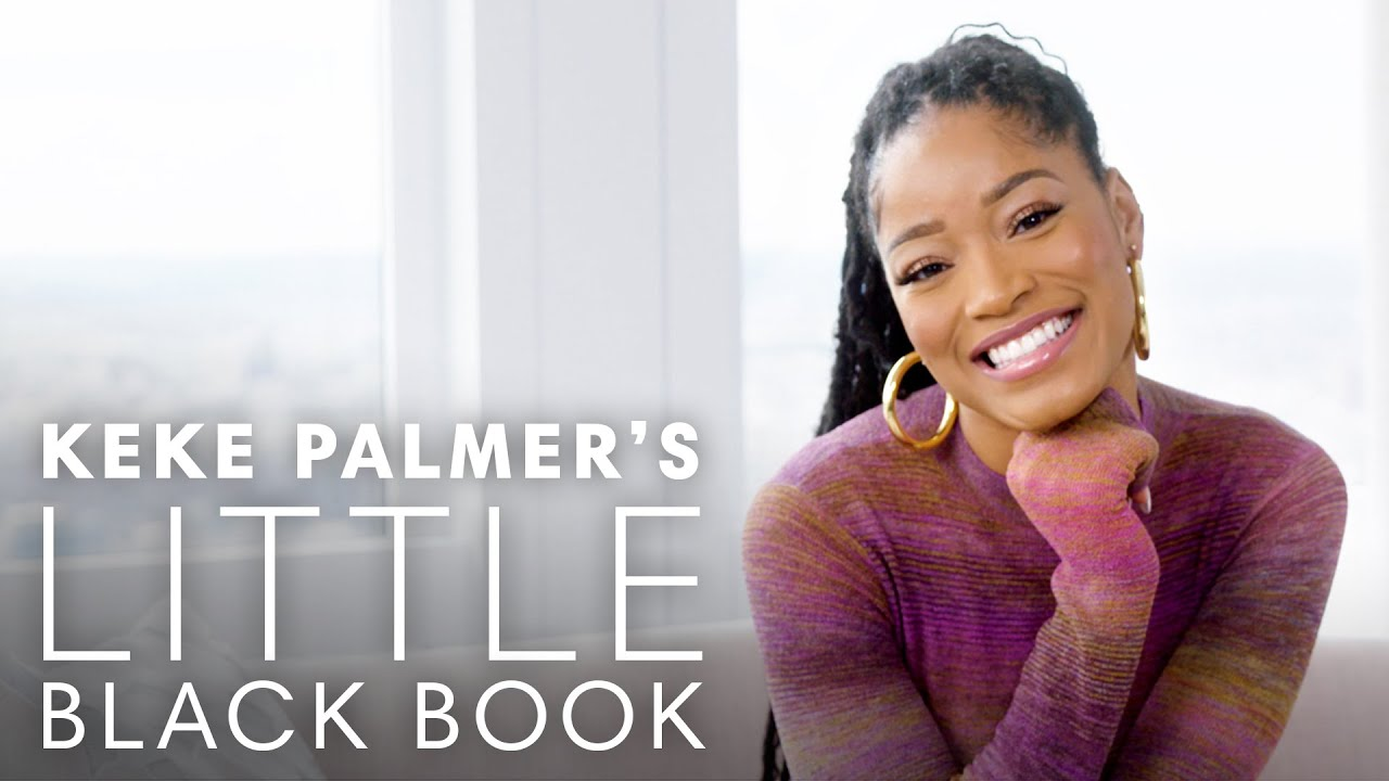 Keke Palmer's Guide to Becoming a Viral Internet Sensation | Little Black Book | Harper's BAZAAR
