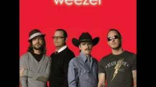 Watch Weezer Cold Dark World video