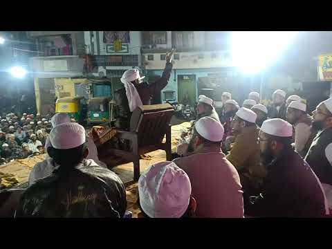 Q Musalman Maara Ja raha hai Baroda me Mufti Haroon Nadvi ka Bebak Bayan.19-12-18 Viral News Live