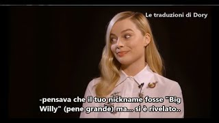 INSULTI tra ATTORI (Margot Robbie, Will Smith, Jennifer Lawrence, Chris Pratt, The Rock..)